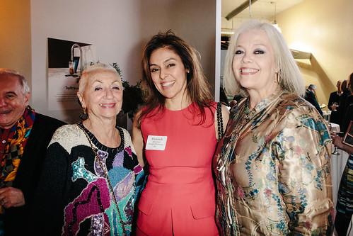 Jean Pinto, Firoozeh Khorrami, Michele Conn