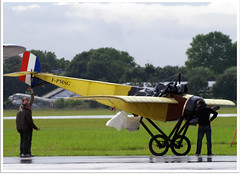 Morane Saulnier Type G, F-PMSG (Aerofossile2012) Tags: aircraft aviation airshow avion centenaire lebourget morane 19142014 rplicair