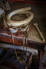 Swim Goggles (Jeffrey Sullivan) Tags: california park travel copyright usa building abandoned jeff night rural swim canon photography town photo interiors state decay interior united ghost goggles may sierra historic workshop 25 ghosttown bodie states sullivan bridgeport eastern 2014 easternsierra monocounty bodiestatehistoricpark jeffsullivan visitca visitcalifornia bdsh visitmonocounty visiteasternsierra caliparks