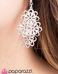 5th Avenue Silver Earring K1 P5210-2