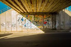 under the railway (1) (enrico cinti) Tags: leica m wate trielmar 161821mm typ240