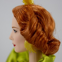 Lady Tremaine Cinderella Doll by Mattel - Disney Cinderella Live Action Film - Deboxed - Standing - Closeup Right Side View (drj1828) Tags: standing us amazon doll disney cinderella purchase mattel stepmother 2015 ladytremaine 11inch productinformation deboxed liveactionfilm