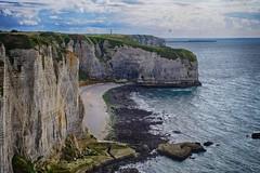 falesie 7 (lotti roberto) Tags: falesie france francia mare sea seascape normandia normandie côtedalbâtre adventure fav25 fav50 fav75 fav100