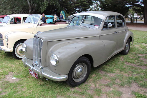 1953 Morris Six MS Deluxe Saloon
