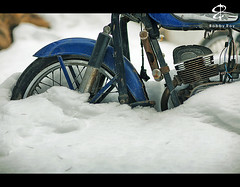 Going Nowhere... (The Canon Fanboy) Tags: travel winter snow canon photography google nikon automobile explore motorcycle himalayas gangotri harshil uttarakhand bobbyroy