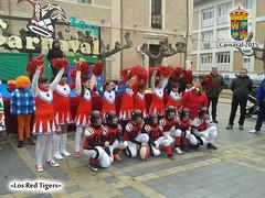 Nº 4-LOS RED TIGERS