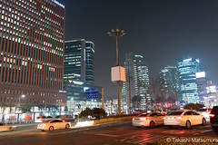 Seoul nightscape (takashi_matsumura) Tags: nikon nightscape south korea seoul   d5300