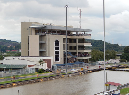 Miraflores Lock Visitor Center