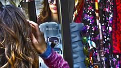 woman sunglasses lady mirro moda espejo ce gafasdesol uv400 fashionstreetwear fashionnext simbiosc simbiosctv