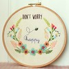 "Be Happy Hoop • <a style=""font-size:0.8em;"" href=""http://www.flickr.com/photos/29905958@N04/16538317732/"" target=""_blank"">View on Flickr</a>"