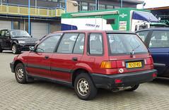 Honda Civic Shuttle (peterolthof) Tags: honda civic shuttle yj21rg peterolthof