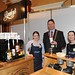 Showtel Bewleys Tea & Coffee and Stephen McNally, IHF President