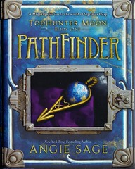 Pathfinder (Vernon Barford School Library) Tags: new school fiction moon reading book high wizard library libraries magic hard reads kidnapping books read fantasy cover junior novel covers bookcover middle vernon magical recent bookcovers novels fictional wizards kidnapped hardcover barford septimus fantasyfiction hardcovers septimusheap vernonbarford angiesage todhunter 9780062272454 todhuntermoon