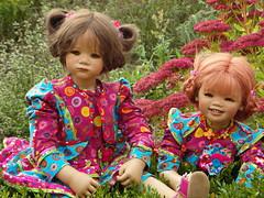 Wenn wir schaun, schaun ... (Kindergartenkinder) Tags: dolls schloss annette moyland tivi milina himstedt annemoni kindergartenkinder sanrike