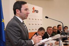 """Jorge Moreira da Silva na Conferência """"Construir o Futuro"""""""