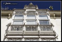 Mirador Modernista. Cartagena (jarm - Cartagena) Tags: españa architecture spain arquitectura madera oliver artnouveau espagne cartagena modernismo mirador modernista carpintería regióndemurcia rolandi jarm