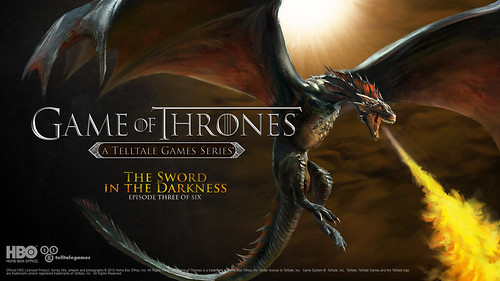 Telltale Games Confirms Game of Thrones by BagoGames, on Flickr