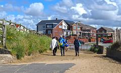 UK 2015 813 (Visualstica) Tags: uk greatbritain inglaterra england beach liverpool seaside unitedkingdom playa gb reinounido crosbybeach granbretaa