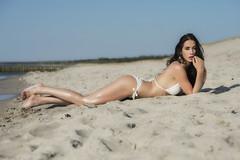 summerfeeling (juergenberlin) Tags: woman beach girl beauty bikini swimwear