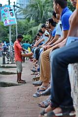 ,    (kazal1968) Tags: kazal1968 saifulaminkazal dhanmondilake dhaka people chatting adda nikon nikonphotography nikond7000 nikoncafe photooftheday flickrcentral flickrexplore explore bangladesh