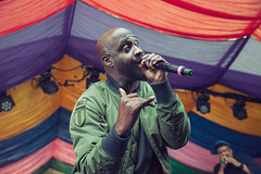 De La Soul @ Mostly Jazz Festival 5 (preynolds) Tags: concert gig livemusic dof canon5dmarkii mark2 raw tamron2470mm frontman rapper rap hiphop stage stagelights moseleyprivatepark moseley birmingham noflash counteractmagazine festival mostlyjazz2016