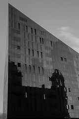 Mann Building reflections 2 - 240716 (simonknightphotography) Tags: liverpool waterfront mersey merseyside graces docks reflections architecture buildings