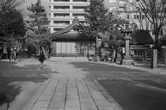 (jihow) Tags: ultrafine extreme 400 film   bw japan