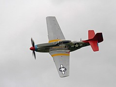 P-51 MUSTANG EAST FORTUNE (toowoomba surfer) Tags: warbird aviation aeroplane aircraft airshow airdisplay