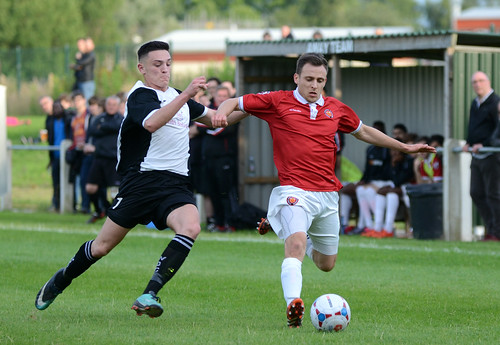 West Didsbury & Chorlton 2-2 FC United Of Manchester