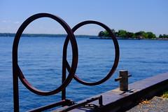 DSCF6629 (dltree76) Tags: pier wharf dock sea seaside shore lake water ocean river ladder summer swimming