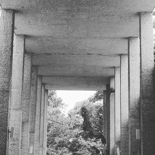 Entrada a la Zona Arqueológica El Tajin, Papantla, Veracruz