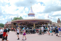 Magic Kingdom - Disney World Orlando - Fantasyland - Carrousel (jrozwado) Tags: usa florida northamerica waltdisneyworld magickingdom fantasyland carrousel