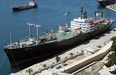 Empire State (albireo 2006) Tags: empirestate ship usn unitedstatesnavy malta grandharbour