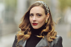 Edita @ 135mm (Stuart Mac) Tags: edita d700 f20 135mm beauty face look lips woman eyes pose fashion