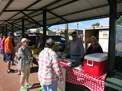 IMG_2643 Escanaba Farmers Market (jgagnon63@yahoo.com) Tags: summer farmersmarket july produce agriculture smalltowns uppermichigan localproduce escanaba localfoods deltacountymi