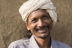 Baiga man (wietsej) Tags: india man hills chhattisgarh baiga maikal a7rii minolta100mmf28dafmacro sonycarlzeissvariotessart1670mmf4zaoss