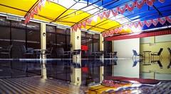 Al Seteen Palace hotel - Al Waha Pool (Seteen Palace Hotel) Tags: beta ksa saudi arabia desert bedouin bedu badu lafforgue arabian arabic carpet toyota fruits old man saudita   saudyjska arabie saoudite arab saoediarabi  saudiarabien       suudi arabistan   kingdom indoor barbecue food