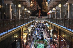 The Strand Arcade (missgeok) Tags: lighting building beautiful architecture shopping spectacular pov perspective sydney victorian australia grand shops favourite shoppingarcade pittstreet thestrandarcade