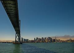 Bay Bridge and San Francisco Skyline (noeltykay) Tags: fuji fujifinepix fujixt1 fujifilm fujifilmxt1 mirrorless xt1