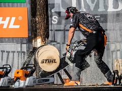 timbersports_world_record (AnteKante) Tags: wankelmotor timbersports stihl sge saw chainsaw pila kettensge wettkampf hot hotsaw motorna