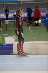 A37W7430 (rieshug 1) Tags: speedskating schaatsen eisschnelllauf skating worldcup isu juniorworldcup worldcupjunioren groningen kardinge sportcentrumkardinge sportstadiumkardinge kardingeicestadium sport knsb ladies dames 500m