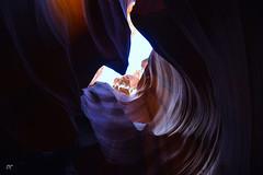 Antelope Canyon (Pierre_8) Tags: usa nikon d5200 arizona antelope canyon