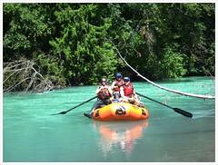 Field Office (Free 2 Be) Tags: work rafting squamish river fishing cheakamus