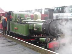 Isle of Man Steam Railway: G.H Wood at Douglas (28/07/2016) (David Hennessey) Tags: isle man steam railway beyer peacock 10 gh wood douglas