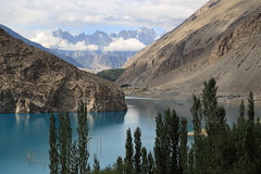 Attabad Lake, Hunza Valley, Pakistan (Rowan Castle) Tags: img7870 hunza attabad lake karakoram highway kkh