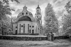 When I Feel Lonely (Thdenz) Tags: reise travel marienburg infrarot ir lettland alūksne infrared