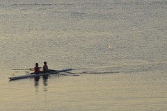 Treasure (ignaciovidelahidalgo) Tags: sunset costanera boat asuncion paraguay nikond3300 d3300 nikon