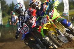 Side by side (go_Matin) Tags: motocross mx racing japan suzuki yamaha rmz450 yz450fm alpinestars fox
