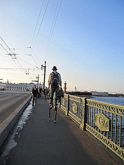highest (eli.selini) Tags: highest stilts bridge saint petersburg palace