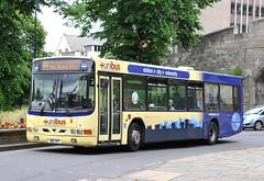 B10YXT 1016 Transdev York (martin 65) Tags: transport travel transdev westyorkshire west road yorkshire stevonsons york coastliner wrightbus gemini leyland olympian volvo vehicle bus buses dewhurst e200 e300 enviro
